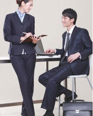 Đồng phục văn phòng nam - nữ